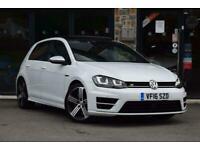 2016 Volkswagen Golf R DSG Semi Auto Hatchback Petrol Automatic