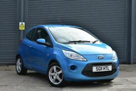 2011 Ford KA 1.2 Edge (s/s) 3dr
