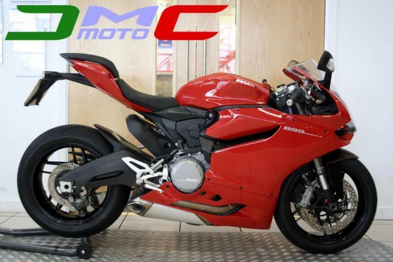 2014 Ducati 899 Panigale Red 11,359 Miles 2 Owners | £99 pcm