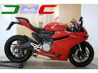 2014 Ducati 899 Panigale Red 11,359 Miles 2 Owners