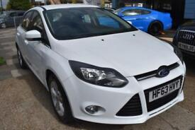 GOOD CREDIT CAR FINANCE AVAILABLE 2013 63 FORD FOCUS 1.0 SCTi ECOBOOST ZETEC