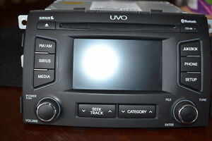 KIA Sorrento 2013-2014 UVO Radio etc