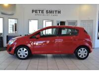 Vauxhall Corsa 1.2 EXCLUSIV AC CDTI ECOFLEX 2013/13 WITH 26000 MILES FROM NEW