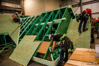 Production Framer Wanted for Roof Department - INDOOR WORK!