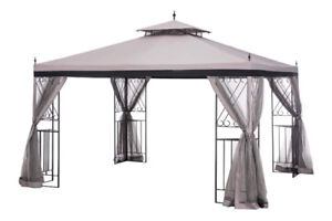 MOSQUITO NET FOR SUNJOY 10 X 12 GAZEBO