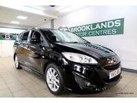 Mazda 5 1.6 D SPORT NAV [SAT NAV, LEATHER, HEATED SEATS and 7 SEATS]
