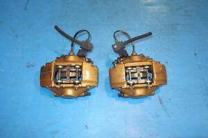 JDM Infiniti G35 Nissan 350z OEM Rear 2 Piston Brembo  Brake