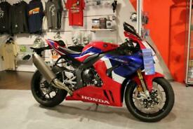 HONDA CBR1000 SP 4 BRAND NEW 71 REG