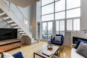 ★ LOFT - Bright Spacious Penthouse 2Floor Loft? - See This Now $