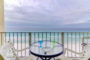 2BR 2BA Florida ! SnowBird Paradise Right On Panama City Beach