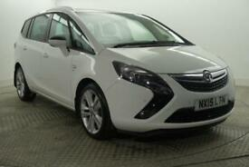 2015 Vauxhall Zafira Tourer SRI CDTI Diesel white Manual