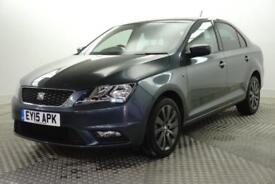 2015 SEAT Toledo TSI I-TECH Petrol grey Manual