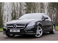 2014 Mercedes-Benz CLS 2.1 CLS250 BlueEFFICIENCY AMG Sport 7G-Tronic Plus