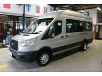 2014 - 64 - FORD TRANSIT T460 2.2TDCI 155PS 17 SEAT MINIBUS (EURO 6)