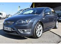 2007 57 FORD FOCUS 2.5 ST-2 GOOD AND BAD CREDIT CAR FINANCE AVAILABLE
