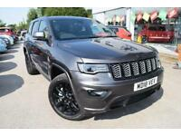 2018 Jeep Grand Cherokee 3.0 Multijet II Night Eagle 4WD 5dr Diesel Automatic