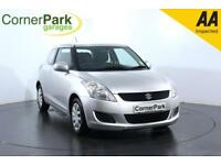 2012 SUZUKI SWIFT SZ2 HATCHBACK PETROL