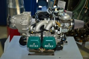 I'm looking for a Rotax 912 ULS 100hp aircraft engine