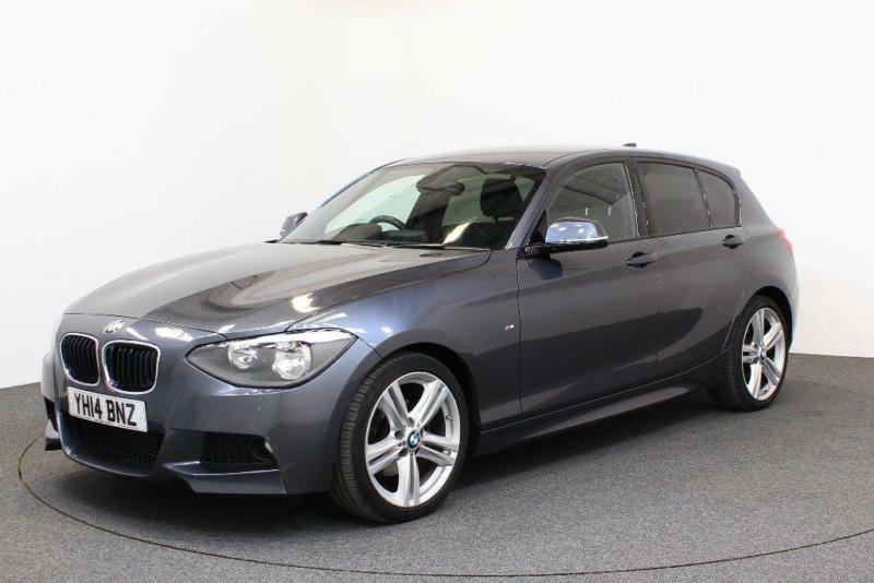 2014 Bmw 1 Series 2 0 120d M Sport Sports Hatch 5dr Start