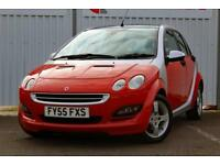 2005 (55) SMART FORFOUR PASSION 1.1 PETROL 5DR HATCHBACK, ONE OWNER 12M MOT INC