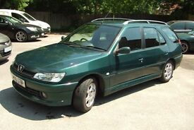REDUCED 1999 Peugeot 306 Meridian Diesel HDI