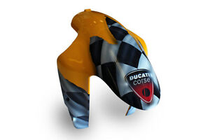 Ducati Custom Painted Front Fender 1098 - New