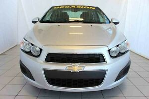 2012 CHEVROLET SONIC LT, AUTOMATIQUE, BLUETOOTH West Island Greater Montréal image 4