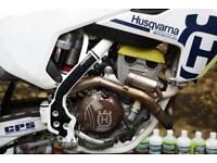 2016 HUSQVARNA FC 250 MOTOCROSS BIKE ELECTRIC START, NEW GRIPS
