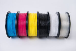 Year end clearance - 1.75mm ABS 3D printer filament