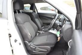 2014 Nissan Juke 1.6 Acenta XTRONIC CVT 5dr
