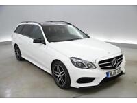 Mercedes-Benz E Class E220 BlueTEC AMG Night Ed Premium 5dr 7G-Tronic