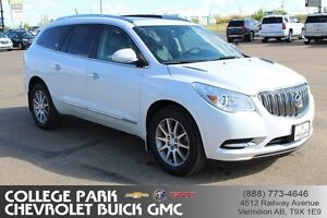 2016 Buick Enclave Leather   Low K   Leather