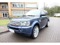 NOW SOLD 2005 Range Rover Sport 4.2 V8 auto Supercharged left hand drive lhd
