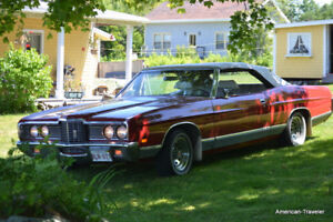 FORD LTD CONVERTIBLE GREAT DEAL