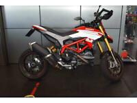 Ducati hypermotard 939 sp 2016 tail tidy rad guards 9000 miles,