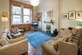 Edinburgh Festival Let - Beautiful main door property in Hillside (close to Queen St & Royal Mile)