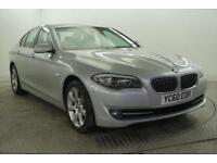 2010 BMW 5 Series 525D SE Diesel silver Automatic