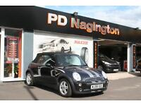 2008 MINI CONVERTIBLE 1.6 Cooper FULL SERVICE HISTORY 2 OWNERS