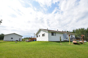FOR SALE - 3bdrm home w/shop on 140 acres, Wandering River