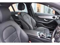 Mercedes C220 BLUETEC AMG LINE-SAT NAV-REVERSE CAMERA