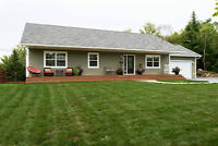 10 Pacer Ave., Quispamsis. Private Setting & Mint Condition!
