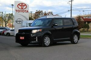 2015 Scion xB 5DR HB AUTO   -AUTO/TOUCH SCREEN/BACKUP CAMERA