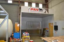 Pan Steel Framed Demountable Spray Painting Booth Glendenning Blacktown Area Preview