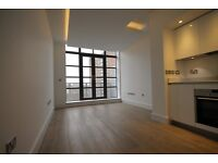 Loft Style 2 double bedroom apartment in a brand new factory conversion in Hackney Central