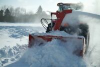 ***Snow Removal Services***