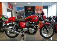 Triumph Thruxton Bonnie