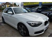GOOD CREDIT CAR FINANCE AVAILABLE 2012 12 BMW 116d SPORT 5 DOOR