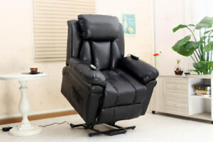 POWER LIFT CHAIR MASSAGE CHAIR 9 IN 1 RECLINER CHAIR SOFA