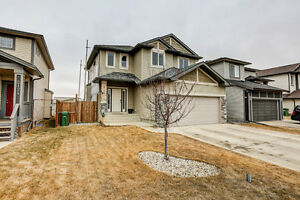 Fully Developed Home with RV Parking in Luxstone - Airdrie!!