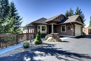 8215 Silver Star Road, Vernon BC - Custom Built Estate Property!